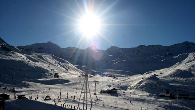 Ski- & Boarderweek 2009 Val Thorens