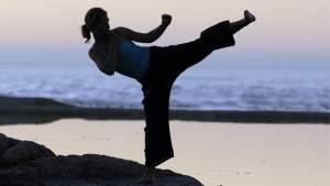 Die Fitnesssportart Tae Bo