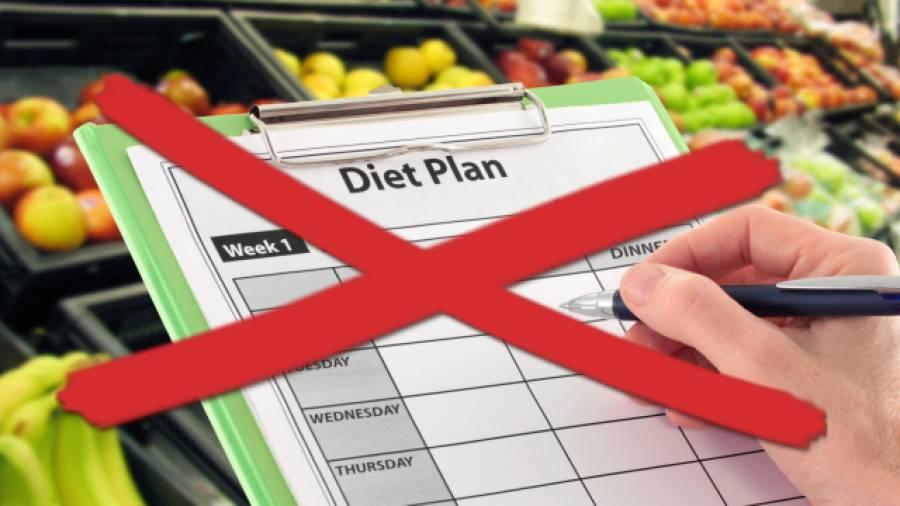 Stopp – der Anti-Diätplan