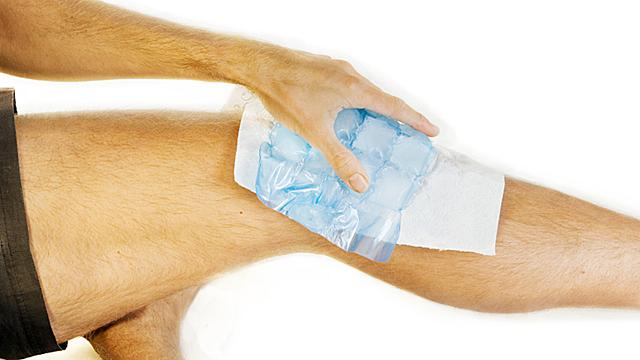 Sportverletzung: Die Patellasehne