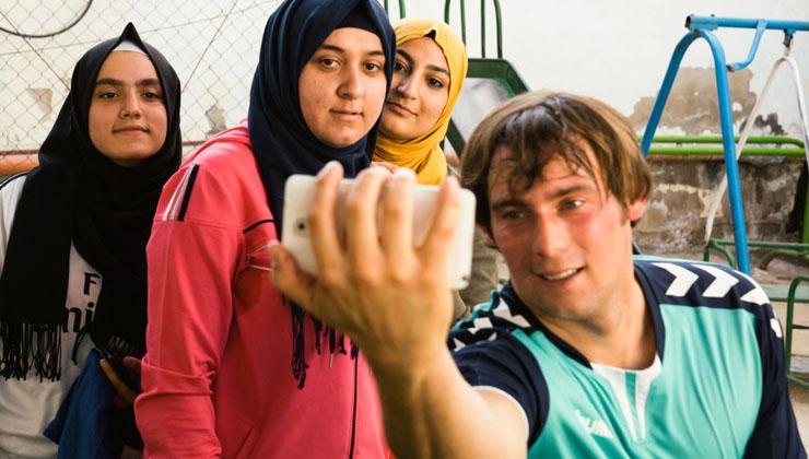 """Dietz im Libanon: """"Diese Eindrücke bleiben in meinem Kopf"""""""
