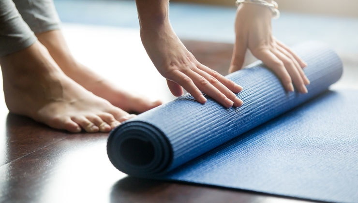 Yoga in der Orthopädie