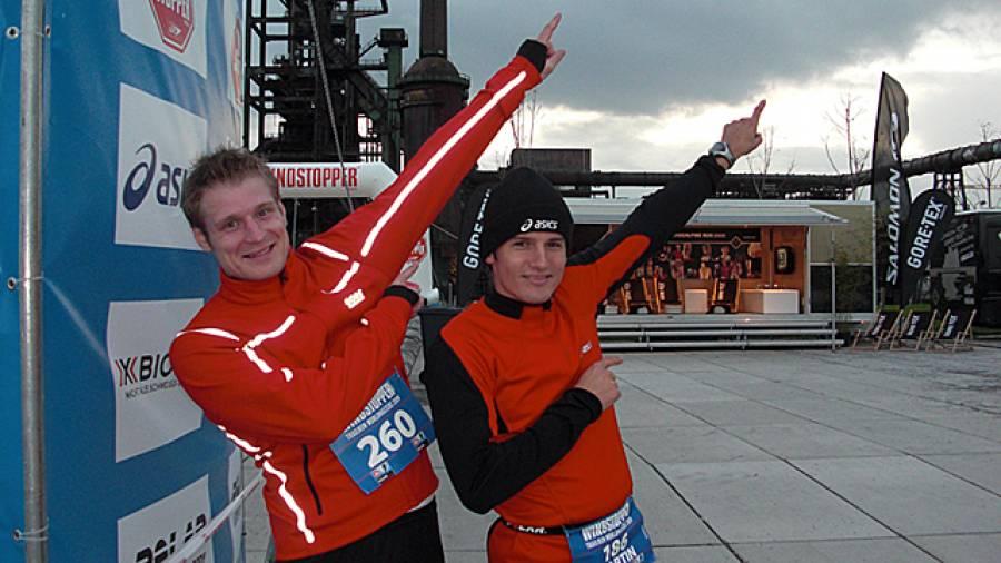 netzathleten bei den Trailrun World Masters