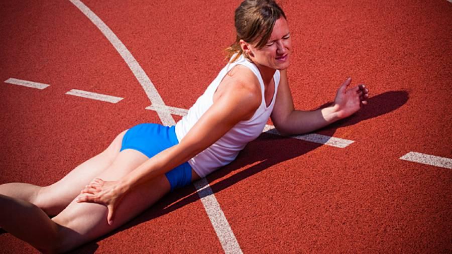 Der Muskelfaserriss - Diagnose, Therapie, Vorbeugung