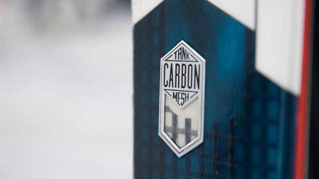 Technologien im Fokus – Carbon Tank Mesh von Atomic