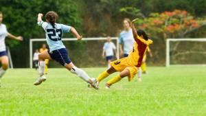 Fußball trainiert die Fitness effektiver als Laufen