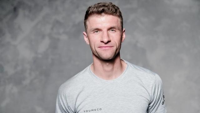 """Thomas Müller: """"Bewegung beginnt im Kopf"""""""