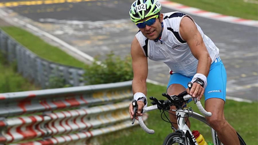 Hart, härter, Green Hell Triathlon