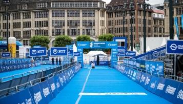 Weltmeister der ITU World Triathlon Series werden 2020 in Hamburg gekürt