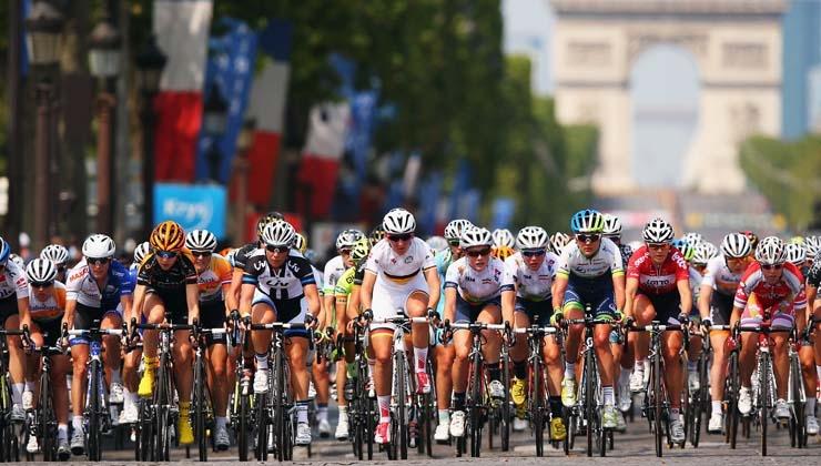 Tour de France: Etappenänderung nach Erdrutsch