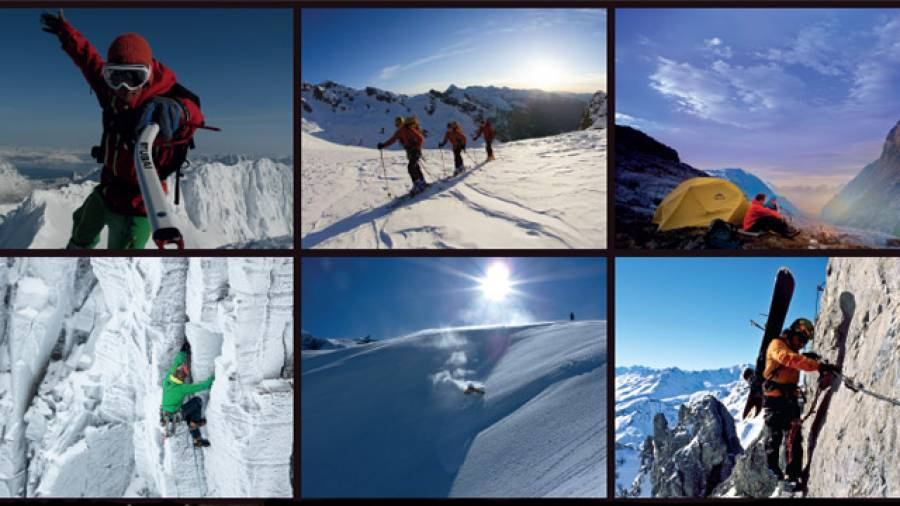 Das GearBook – Mehr als ein Bergsportartikel-Katalog