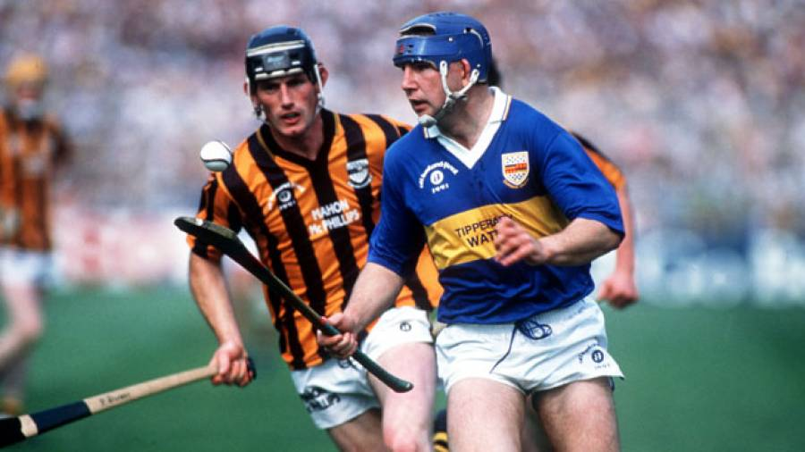 Hurling: The fastest game on grass