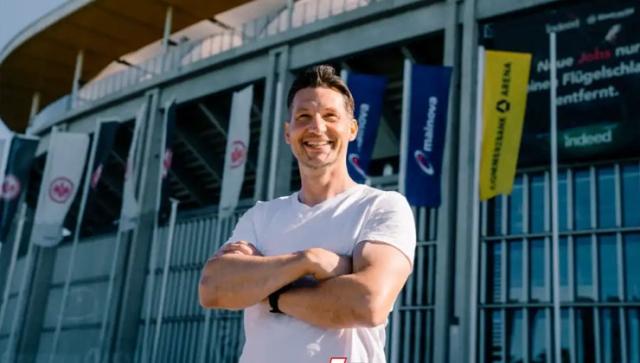 Neue Leitung im Bereich Athletik bei Eintracht Frankfurt