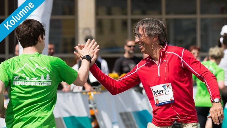 Wofür Läufer laufen - Die Laufkolumne