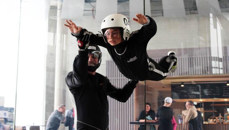 Einfach mal abheben – Kinderleichtes Bodyflying