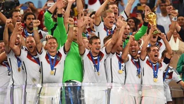 WM Vorbereitung: Deutschlands 4 WM-Titel als Filmpaket