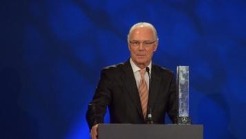 Deutsche wollen den Kaiser als neuen FIFA-Präsidenten