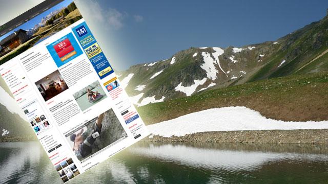 Mehr Sport im Netz: outdoorpfade.de