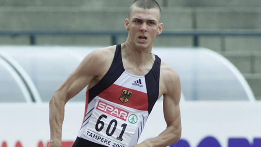 Sprint-Workout mit Sebastian Ernst
