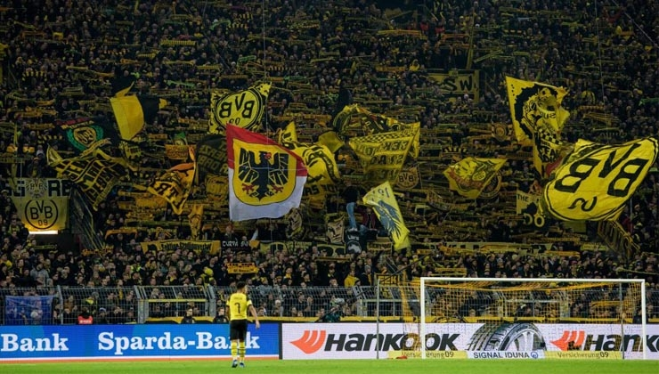Deutschlands beliebteste Fußballtempel