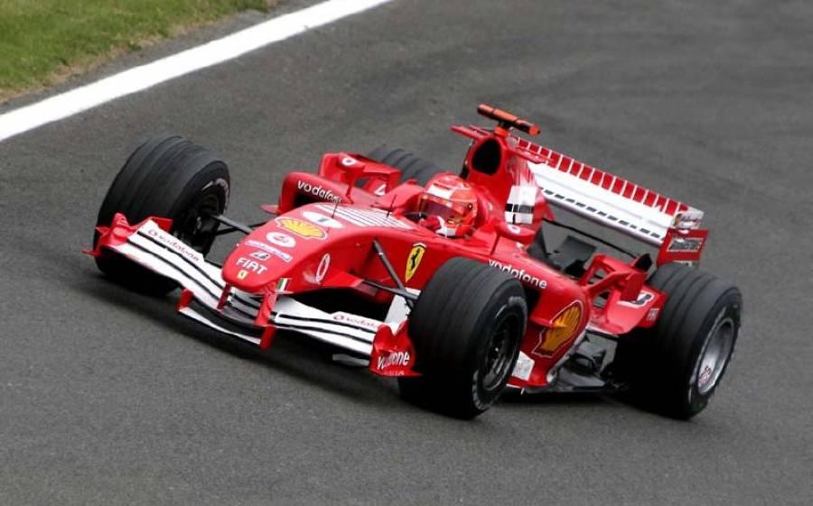 Michael Schumachers Comeback geplatzt
