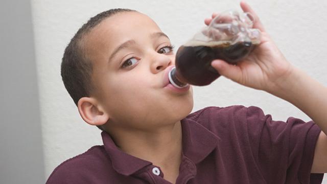 Cola hilft gegen Durchfall