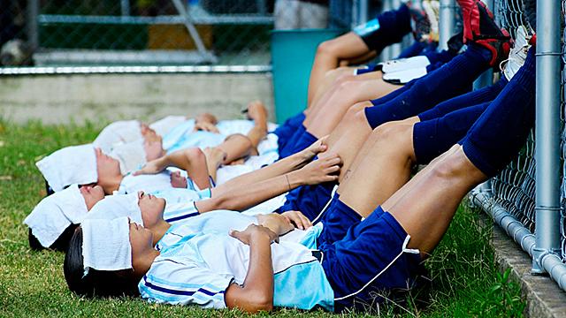 Dr. Sport: Sex macht schwere Beine