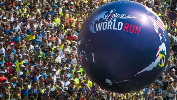 Alles zum Wings for Life World Run 2017