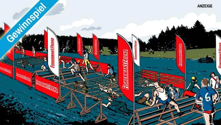 Fisherman's Friend StrongmanRun Hindernis 8 - Name gesucht!