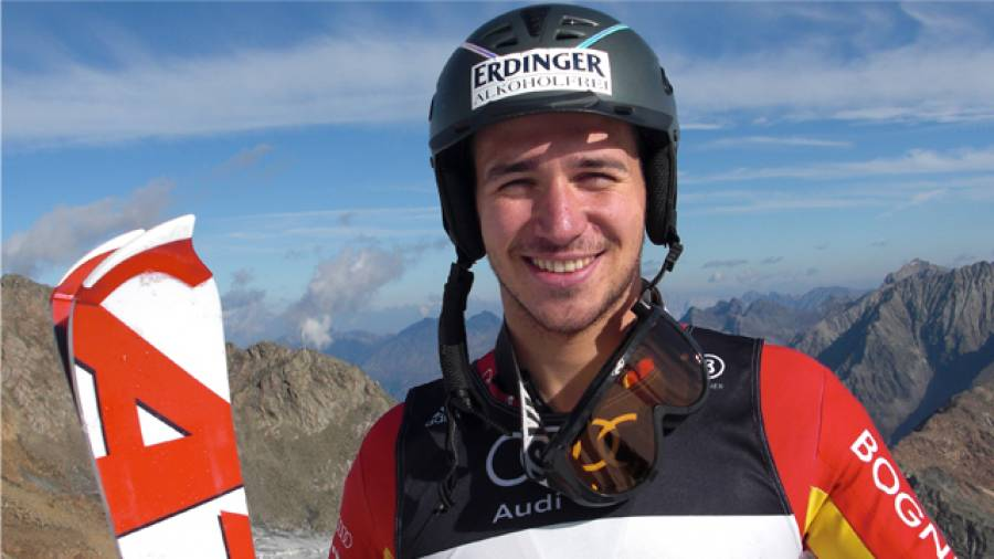 Ich will eine Olympia-Medaille - Interview mit Ski-Star Felix Neureuther