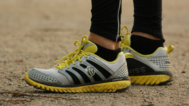 Praxistest: K-Swiss Blade-Light Run