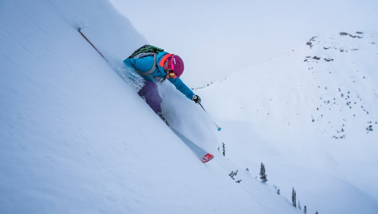 Winter is coming – Ski-Pro Kaylin Richardson im Interview